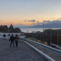 Reggio, Waterfront preso d'assalto: 'furbetti' invadono l'area di cantiere