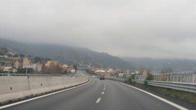 Autostrada A2 Del Mediterraneo Reggio Calabria Gallico 1
