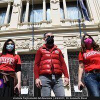 Reggio, i professionisti del benessere dentro Palazzo Zani: 'Abbiamo denunciato gli abusivi'