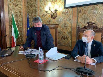 Presidente Spirlì Viceministro Morelli 1