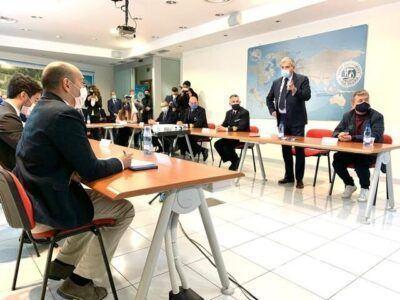 Viceministro Morelli Presidente Spirlì Agostinelli Gioia Tauro