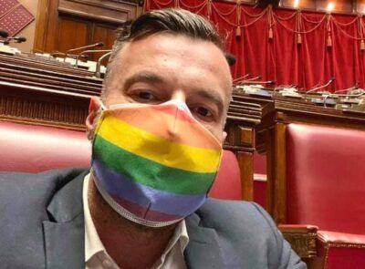 Alessandro Zan Deputato Partito Democratico Legge Omotransfobia 1