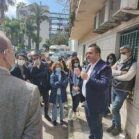 Reggio Zona Rossa, Cannizzaro ai commercianti: 'Mi impegnerò con il Governo, servono fatti'