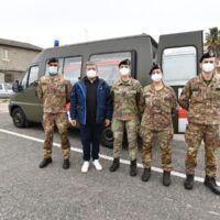 Covid, in Calabria arriva l'esercito. Spirlì: 'Team mobile di vaccinatori inviati da Figliuolo'