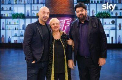 Joe Lidia Bastianich Canavacciuolo Family Food Fight