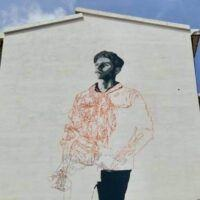 Reggio, murales per il 25 aprile: 'Fiamma Tricolore' svela il costo dell'opera