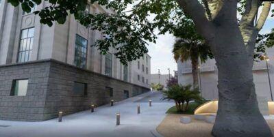 Piazza De Nava Progetto Nuovo