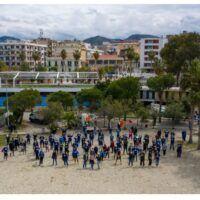 Calabria Plastic Free per un giorno: Reggio riparte dal Lido comunale