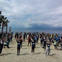 PlasticFree a Reggio: grande successo per l'iniziativa al Lido comunale