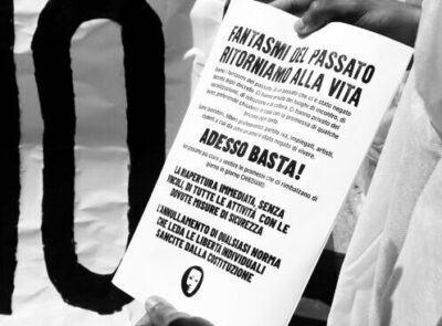 Protesta Imprenditori Liberi Uniti Reggio Calabria