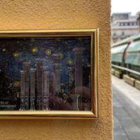 Reggio è arte, l'iniziativa benefica di Gels a CityNow: 'Chi ci sostiene aiuta una bella causa'