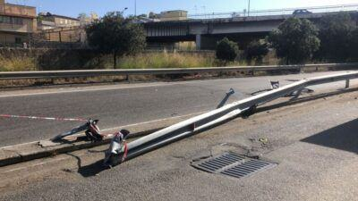 Spartitraffico Incidente Bretelle Reggio Calabria