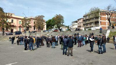 Tirocinanti Piazza Del Popolo Reggio Calabria 3