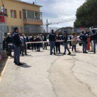 Vax Day, al Gom di Reggio in fila per il vaccino