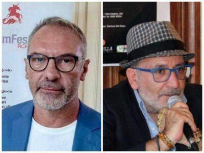 Michele Geria E Peppe Piromalli