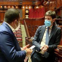 L'eccellenza del GOM arriva a Roma: Cannizzaro chiede a Speranza il riconoscimento IRCCS