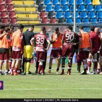 La Reggina impatta a Lecce, sfuma il sogno playoff
