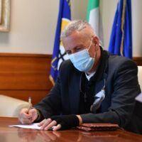 Calabria, De Caprio su Sorical: 'Nasce una multiutility per acqua, rifiuti ed energia'