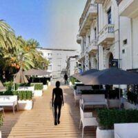 Reggio, rivoluzione in centro: isola pedonale in via Marina alta