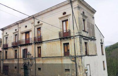 Palazzo Famiglia Santelli Malito Calabria