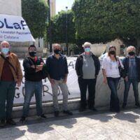 Servizi psichiatrici a Reggio, rappresentanti CooLap in piazza: 'Risposte immediate da Longo'