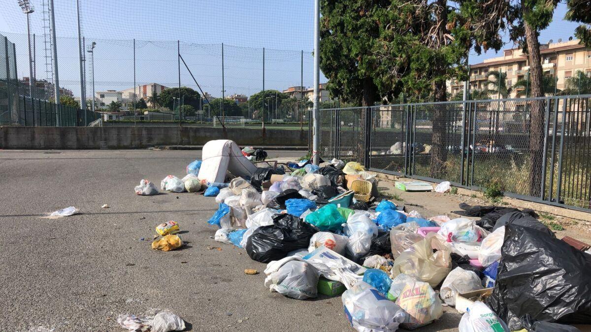 Rifiuti Reggio Calabria (3)