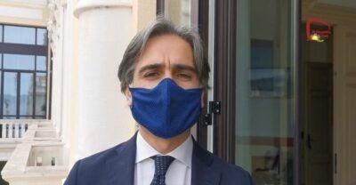 Sindaco Giuseppe Falcomatà Reggio Calabria