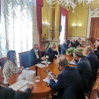 Aeroporto dello Stretto e ripartenza post Covid: la task force incontra Sacal