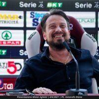 Luca Gallo: 'Presidente della Reggina per sempre' (foto)