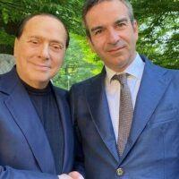 """Regionali Calabria, l'ufficialità di Occhiuto benedetta da Silvio: """"Governerà una regione bellissima"""""""
