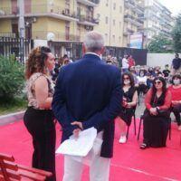 Reggio, una panchina rossa per Maria Antonietta. Palmenta: 'Iniziativa bellissima'