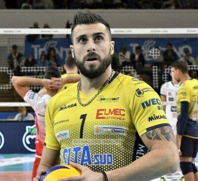 Paris Volley Palmi Tigano