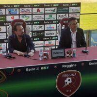Reggina, Aglietti: 'Costruiremo una buona squadra. Vogliamo uomini, non i nomi'