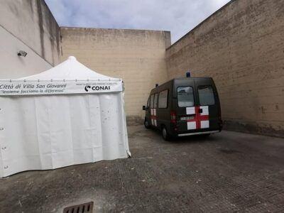 Centro Vaccini Villa San Giovanni 1