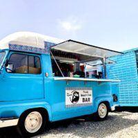 Pesce spada, piatti freddi e tante bontà: apre 'The Fish' il nuovo food truck di mare