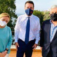 A Reggio Meloni, Salvini e Tajani: parte la campagna per lanciare Occhiuto
