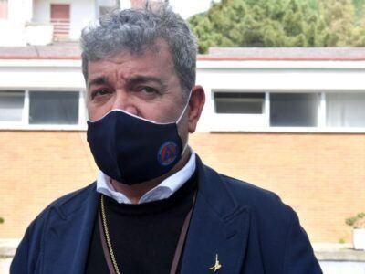 Presidente Nino Spirlì Facente Funzioni Regione Calabria