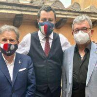 Salvini e i progetti ambiziosi per la Calabria: 'La Lega sarà primo partito'