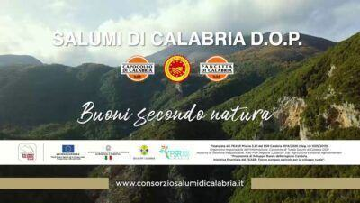 Salumi Di Calabria Dop Screen Spot