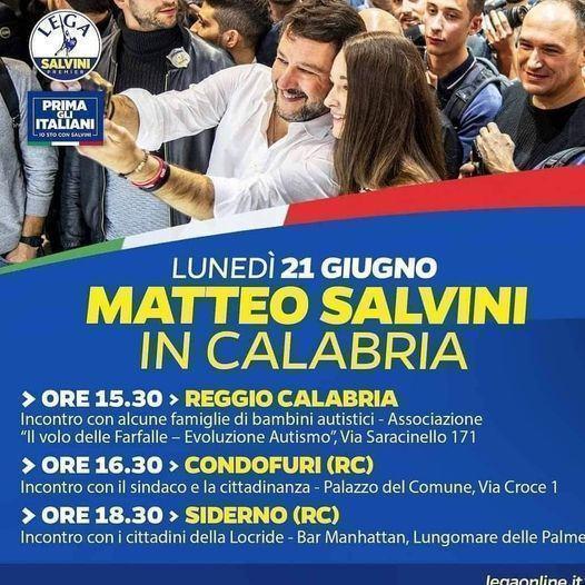 Salvini Rc