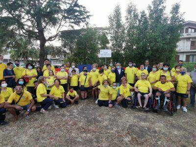 MARINA DI GIOIOSA Special Olympics