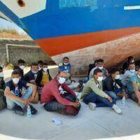 Migranti, ennesimo sbarco nella Locride: sono 10 in poco più di un mese