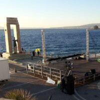 Reggio - Flop proiezione Italia-Spagna, gli organizzatori: 'Responsabilità solo nostra'