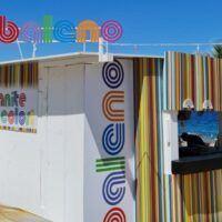 Reggio, tutto pronto per 'Baleno': il pub sul mare