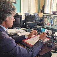 Intimidazioni agli amministratori: Falcomatà propone a Lamorgese un fondo da 10 milioni