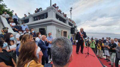 Inaugurazione Ascensore Scilla