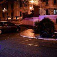 Reggio, incidente nella notte sul lungomare Falcomatà: ferita giovane conducente - FOTO