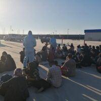 Sbarco di migranti ad Ardore Marina: fermati i due scafisti