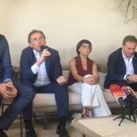 Regionali, Boccia in Calabria: 'Bruni guiderà il processo di cambiamento culturale e politico'