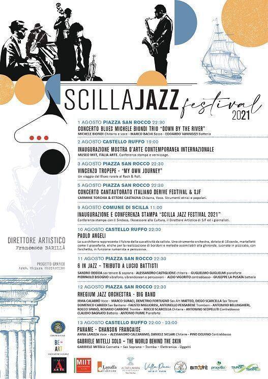 ScillaJazzFestival Manifesto